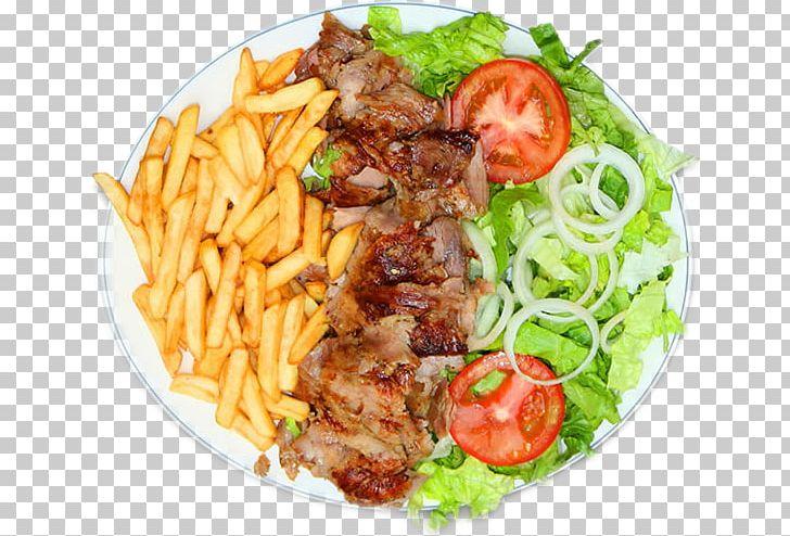 42. Kebab Valkosipuliperunoilla