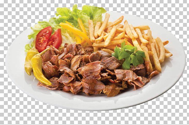 48. Kebab Riisillä ja Ranskalaisilla